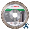 Dijamantna Rezna Ploča 125x22,23mm Best For Hard Ceramic Bosch