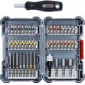 Set Bit Nastavaka i Nasadnih Ključeva Extra-Hard + Odvijač 44/1 Bosch