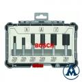 "Bosch Set Glodala 1/4"" prihvat 6/1"