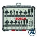 Bosch Set Glodala Mješoviti prihvat od 6mm 15/1