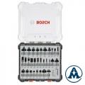 Bosch Set Glodala Mješoviti prihvat od 8mm 30/1
