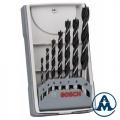 Set Svrdala za Drvo 3, 4, 5, 6, 7, 10mm 7/1 X-Pro Bosch