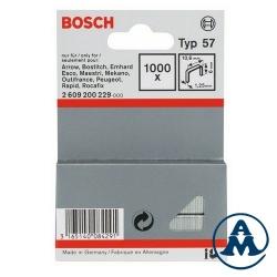 Spojnica Klamerice 10,6x6x1,25mm TIPG 1000/1 Bosch