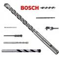 Bosch Svrdla za Beton - Željezo - Kamen - Lim - Drvo - Oplate i Instalacije