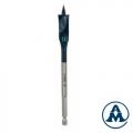 """Svrdlo za Drvo Plosnato 16 x 152 mm 6-kutni 1/4"""" Bosch"""