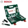 Set svrdla i bitova 83-dijelni V-Line TiN Bosch