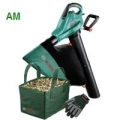 Bosch Vrtno Puhalo Usisavač ALS 25 + torba + Bosch rukavice