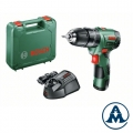 Bosch Aku Udarna Bušilica EasyImpact 12 Li-ion 1x12V 2,5Ah + Kofer