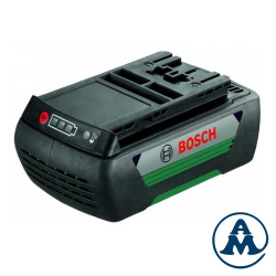 Baterija Li-ion 36V 2,0Ah Bosch Zeleni