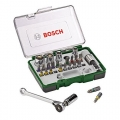 Set bit nastavaka i nasadnih ključeva Bosch 2607017160