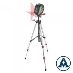 Bosch Križni Laserski Nivelir UniversalLevel 3 10m + Stativ