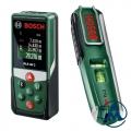 Bosch Daljinomjer Laserski PLR 40 C + PLL 5 Libela