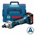 Bosch Aku Ravna Brusilica GGS 18 V-Li Li-ion 1x18V 5,0Ah + L-boxx