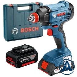 Bosch Aku Udarni Stezač GDX 180-LI Li-ion 2x18V 3,0Ah 180Nm