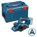 Bosch Aku Blanja GHO 18 V-Li Li-ion BB 18V 82mm + L-boxx