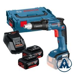 Bosch Aku Odvijač GSR 18 V-EC TE Li-ion 2x18V 5,0Ah 4.2mm + L-Boxx