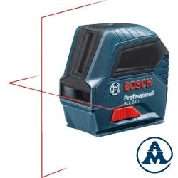 Bosch Nivelir Laserski Križni GLL 2-10