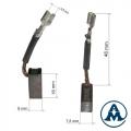 Četkice Bosch GBH36 (A0199.23)