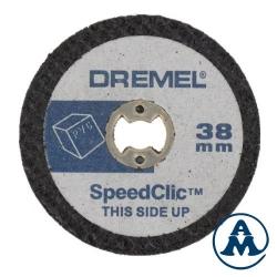 Rezna Ploča Za Plastiku  38x3,2mm Dremel Speedclick 5/1 SC476