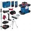 Građevinski laser Bosch GRL 600 CHV + BT170HD + GR