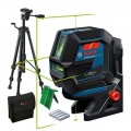 Bosch Nivelir Križni Laser GCL 2-50G 50/15m 4x1,5 + RM 10 + BT 150 + Torba