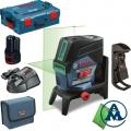Bosch Nivelir Križni Laser GCL 2-50 CG 20/50m + RM2 + BM3