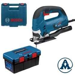 Bosch Ubodna Pila GST 90 BE 650W 90mm + Toolbox