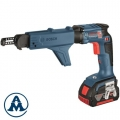 Bosch Aku Izvijač za Knauf GSR 18 V-EC TE 18V 25Nm + MA 55 + L-boxx