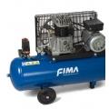 Kompresor Klipni Jumbo C16K-50/3M 320l/min. 10bar. 2,2kW 3,0ks 230V 53kg Fima