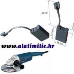 Četkice Bosch brusilice GWS 20-23 / 21-230 / GBH 10 DC / GBH 11 DE / GSH 10 C / GSH 11 E