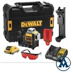 DeWalt Nivelir Laserski Križni DCE089D1R 10,8V