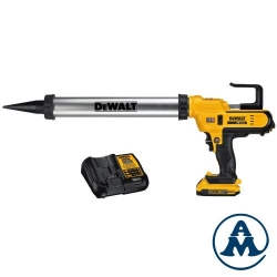 DeWalt Aku Pištolj za Silikon DCE580D1 Li-ion 1x20V