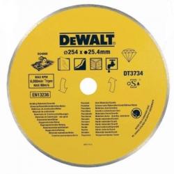 DeWalt Dijamantna Rezna Ploča za Keramiku 250mm DT3734