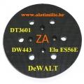Brusni tanjur za brusilicu DW 443 Dewalt 5035048059272