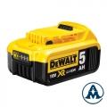 DeWalt Baterija DCB184 Li-ion 18V 5Ah