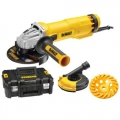 Brusilica Dijamantna Dewalt DWE4217KT 1500W 125mm