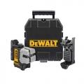 Dewalt Križno - linijski laserski nivelir  DW089K