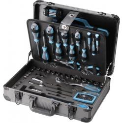Set Ručnog Mehaničarskog Alata 130-djelni u koferu 0110 Fervi