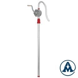 Fervi Pumpa Ručna Rotacijska Aluminijska Za Pretakanje Ulja 0385 20l/min