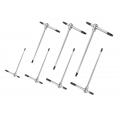 Fervi metalni set torx T odvijača 0405 7 komada