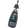 Mjerač broja okretaja tahogenerator digitalni laserski i  kontaktni Fervi C070