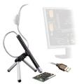 Digitalni USB mikroskop Fervi M058