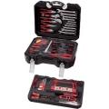 Kutija-kofer sa setom ručnih alata 132-dijelna pokretna Fervi 0315