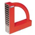Kutnik Metalni Magnetni 90° 150x150x50mm 2,2kg Fervi S056/150