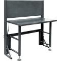 Stol radni metalni preklopiv Fervi B019
