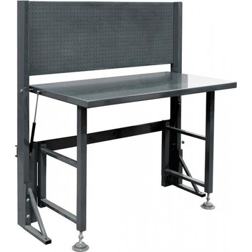 Stol radni metalni preklopiv fervi b019 - Banco trabajo plegable ...