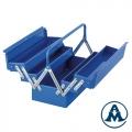 Kutija Za Alat Metalna 5/1 450x200x260 4,4kg Fervi