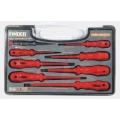 Set odvijača električarskih 8 djelni VDE FINDER 1303010