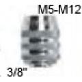 """Glava za vođenje ureznika M5-M12 prihvat 3/8"""" Heytec"""