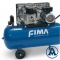 Kompresor Klipni Jumbo  C16K-270/3T 270l 320l/min 10bar 3,0KS 400V 123kg Fima
